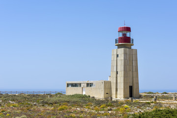 Sagres fortress Lighthouse,  Portugal