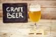 canvas print picture - Craft Beer