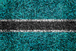 Botswana Flag color grass texture background