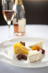 Cheese and Nut Appetizer