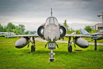 Mirage 5 - jet plane