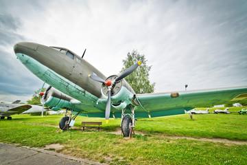 Lisunow Li-2 licence of american DC-3