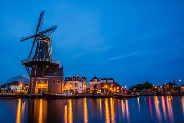 cityscape of Haarlem