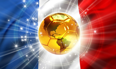 Brazil 2014 - France champion of the world
