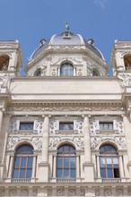 Détail du Musée d'Histoire Naturelle, Vienne