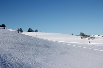 Wintersport in Bayern