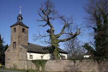 Église dans l'oreille (Emmerthal)