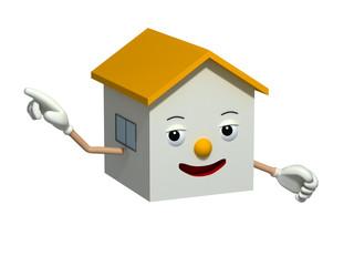 家キャラクター