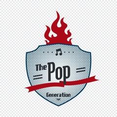 music label art