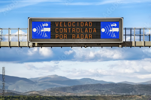 LED Traffic Road Signs