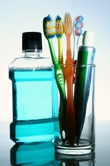 Oral care products