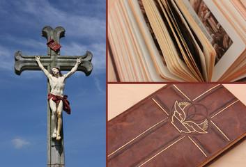 Jésus sur la Croix - Bible - Missel