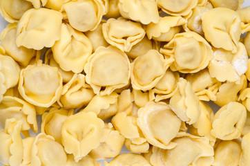 Fresh tortellini pasta
