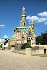 Russische Kapelle Mathildenhöhe Darmstadt - Bild 4