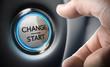 Change Decision Making Concept