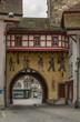 gate, Aarau, Switzerland