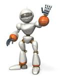 Kind robot poster