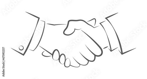 Handshake - 67043237