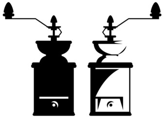 coffee grinder design