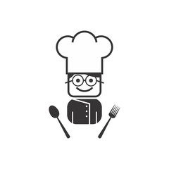 chef avatar portrait picture icon