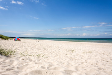 Prerow beach