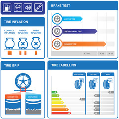 Tires infographic