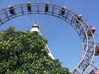 Wiener Riesenrad - Vienna Ferris Wheel