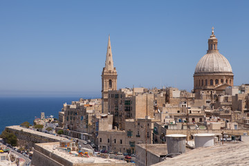 St Paul`s Pro-Cathedral and Carmelite Church, Valletta