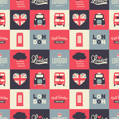 Seamless London Background