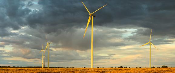 Turbiny wiatrowe,Niemcy