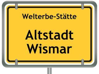 Welterbe-Stätte Altstadt Wismar
