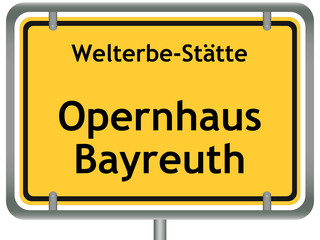 Welterbe-Stätte Opernhaus Bayreuth