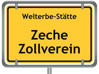 Welterbe-Stätte Zeche Zollverein