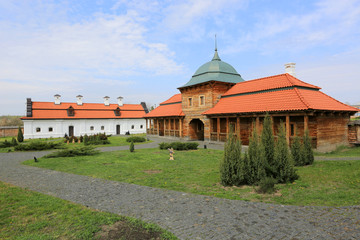 "Ukrainian National Historic and Architectural Complex ""Residence"