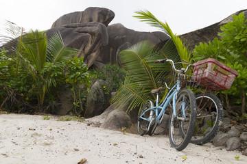 Seychellen mit Rad