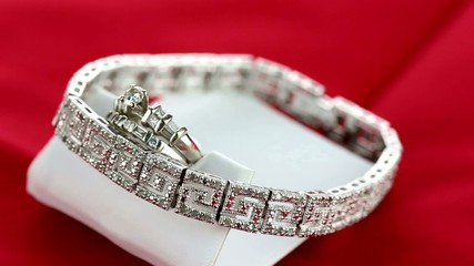 Vintage Diamond Jewelry and ring