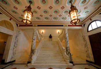Puerto Rico Capitol Interior, San Juan