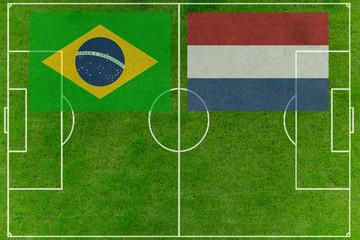 brasilien vs niederlande