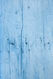 Holzbrett: Holz Hintergrund in Blau als Oberfläche oder Kulisse