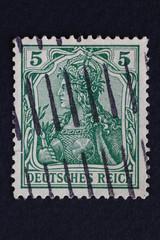 Briefmarke_Deutsches Reich