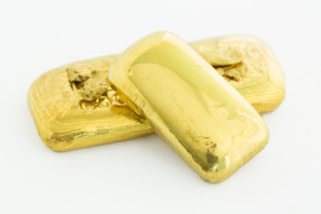Pure 24k gold bullion