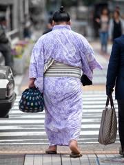 Sumotori in Japan