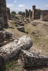 Ruins at Pamukkale