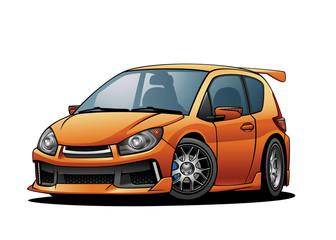 Subcompact Car 04