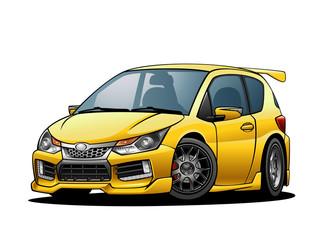 Subcompact Car 03