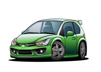 Subcompact Car 02