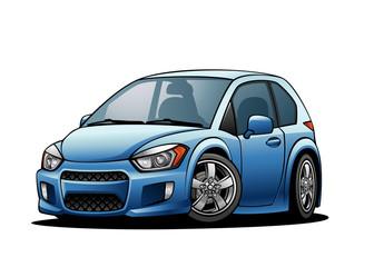 Subcompact Car 01
