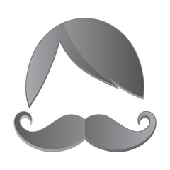 whiskers mustache guy avatar