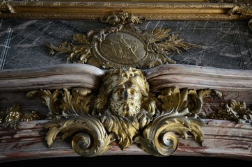 Remarkable art at Versailles Palace