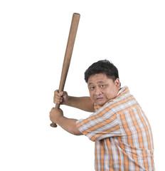 Asian rampage man